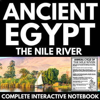 Ancient Egypt: The Nile River