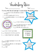 Ancient Egypt Vocabulary Quiz