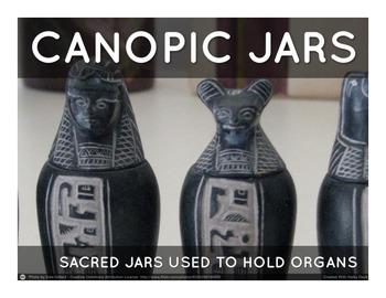 Ancient Egypt Vocabulary Unit