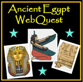 Ancient Egypt - Webquest