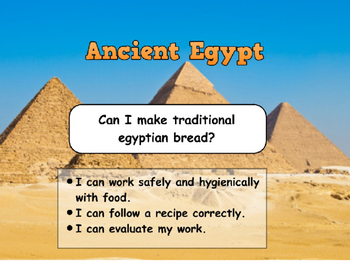 Ancient Egyptians - Food (Cooking)