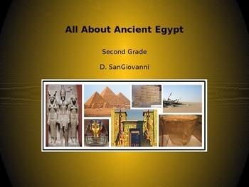 Ancient Eygpt_PowerPoint_2nd Grade