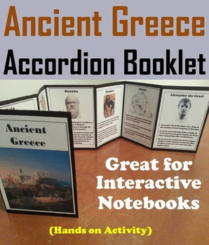 Ancient Greece Unit (Athens, Olympics, Parthenon etc)