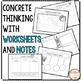 Ancient Greece - Social Studies Interactive Notebook & Worksheets