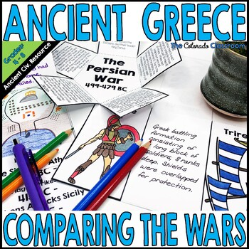 Ancient Greece Comparing the Wars