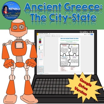 Ancient Greece: City-State - Google Drive Version