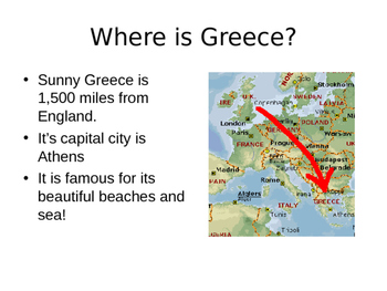 Ancient Greece: Geography and the Rise of City States