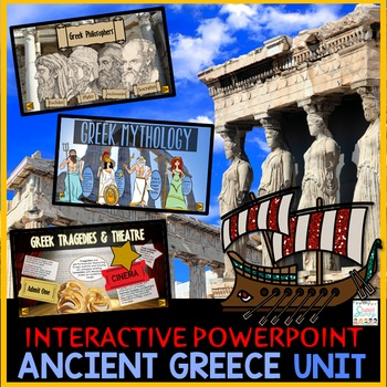Ancient Greece Interactive PowerPoint