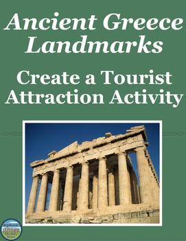 Ancient Greece Landmarks Activity