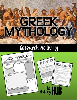 Ancient Greece - Mythology