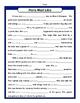 Ancient Greece & Hera - Passage, Mad Libs, and Vocabulary