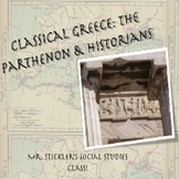 """""""Ancient Greece: Parthenon Interactive tour and Greek Hist"""