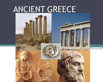 Ancient Greece PowerPoint Presentation