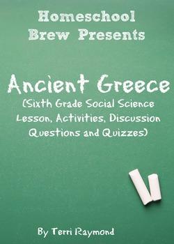 Ancient Greece (Sixth Grade Social Science Lesson)