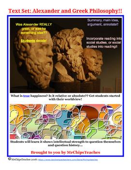 Ancient Greece - Text Set