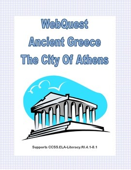 Ancient Greece - The City of Athens -Webquest