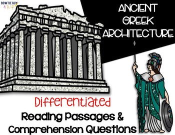 Ancient Greek Architecture {Differentiated Reading Passage