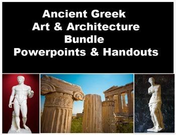 Art History- Greek Art & Architecture