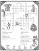 Ancient Greek Gods Crossword