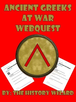 Ancient Greeks at War Webquest