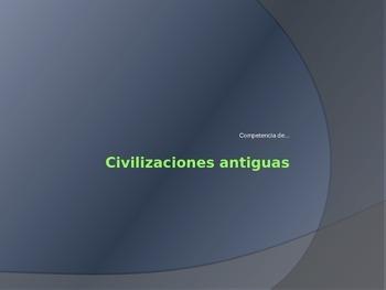 Ancient Hispanic Civilizations Trivia Competition PowerPoi