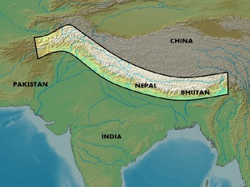 Ancient India Geography and Climate PowerPoint