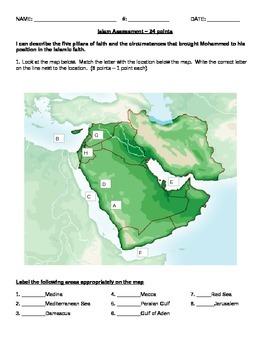 Ancient Islam Assessment