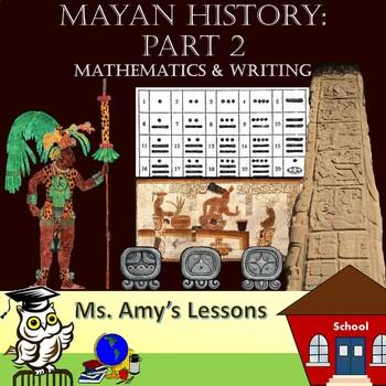 Ancient Mayan Calendars, Mathematics and Writing PowerPoin