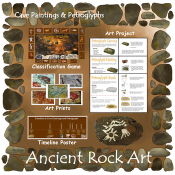 Ancient Rock Art (INCLUDED in Cave Paintings & Petroglyphs)