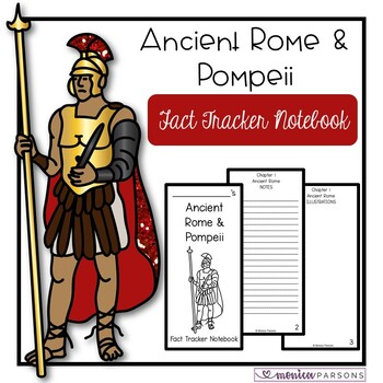 Ancient Rome and Pompeii Research Project