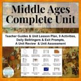 Middle Ages Complete Unit