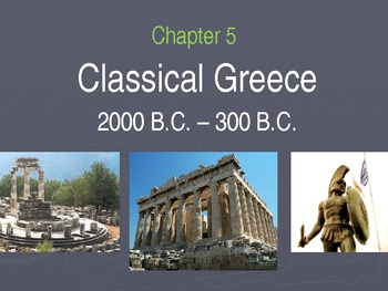 Ancient World History: Patterns of Interaction Chapter 5 -