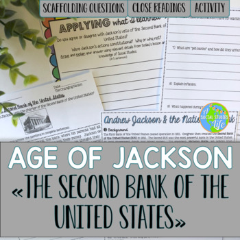 Andrew Jackson, Nicholas Biddle, and the Second Bank of th