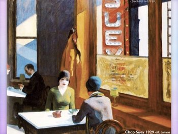 Edward Hopper Art ~ Realism Regionalism ~ Art History ~ 16