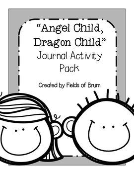"""Angel Child, Dragon Child"" Journal Activity Pack"