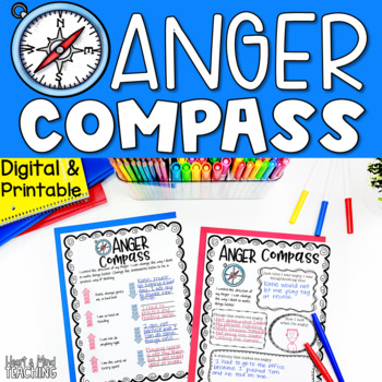 Anger Compass; anger management strategies, changing our t