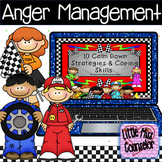 Anger Management: 10 Ways to Calm Down Guidance Lesson