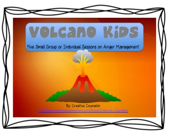 Anger Management Activities for Group or Individual Counseling