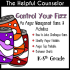 Anger Management Games & Activities Use w/ or w/o Soda Pop Head