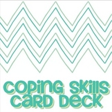 Anger and Stress Coping Skills Card Deck