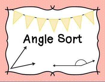Angle Sort