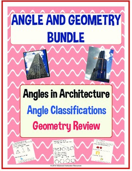 Angle and Geometry Bundle - 3 in 1