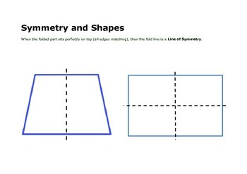 Angles, 2D Shapes and Symmetry