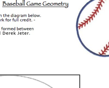 Angles, Surface Area, & Volume Summative Assessment (Baseb