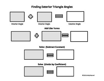 Angles Template