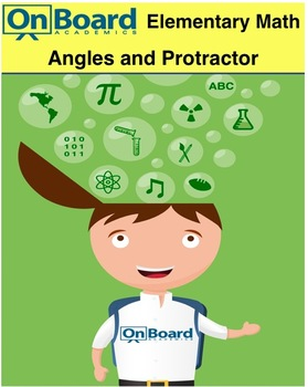 Angles & Using a Protractor-Interactive Lesson