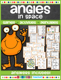 Angles - Worksheets and Games