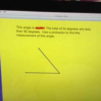 Angles are FuN!