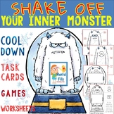 Angry Activties To Shake Off Your Inner Monster: Task Card