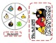 Angry Birds Bar Graph File Folder Game